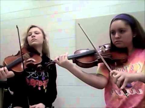 Say Something violin duet