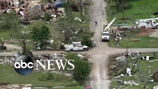 Multiple deaths after severe weather hits the South