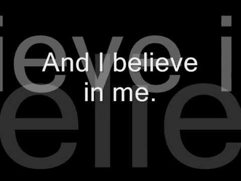 Dima Bilan-Believing Lyrics(eurovision 2008,Russia)