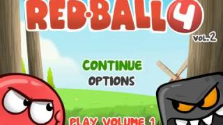 Red Ball 4 Volume 2 Full Gameplay Walkthrough