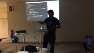 Web Components 101: 10/27/2016 @ Northwest Chicago Javascript meetup