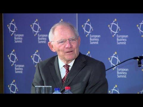 Wolfgang Schäuble: Die Briten werden begreifen, dass der Brexit ein Fehler war - global conversation