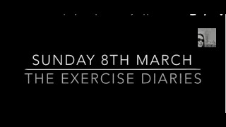 The Exercise Diaries | Days 3/4/5 | It Could Only Happen To Me!