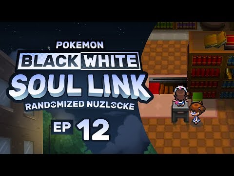 Pokemon Black & White Soul Link EP 12 | IS WATER WET?!?!