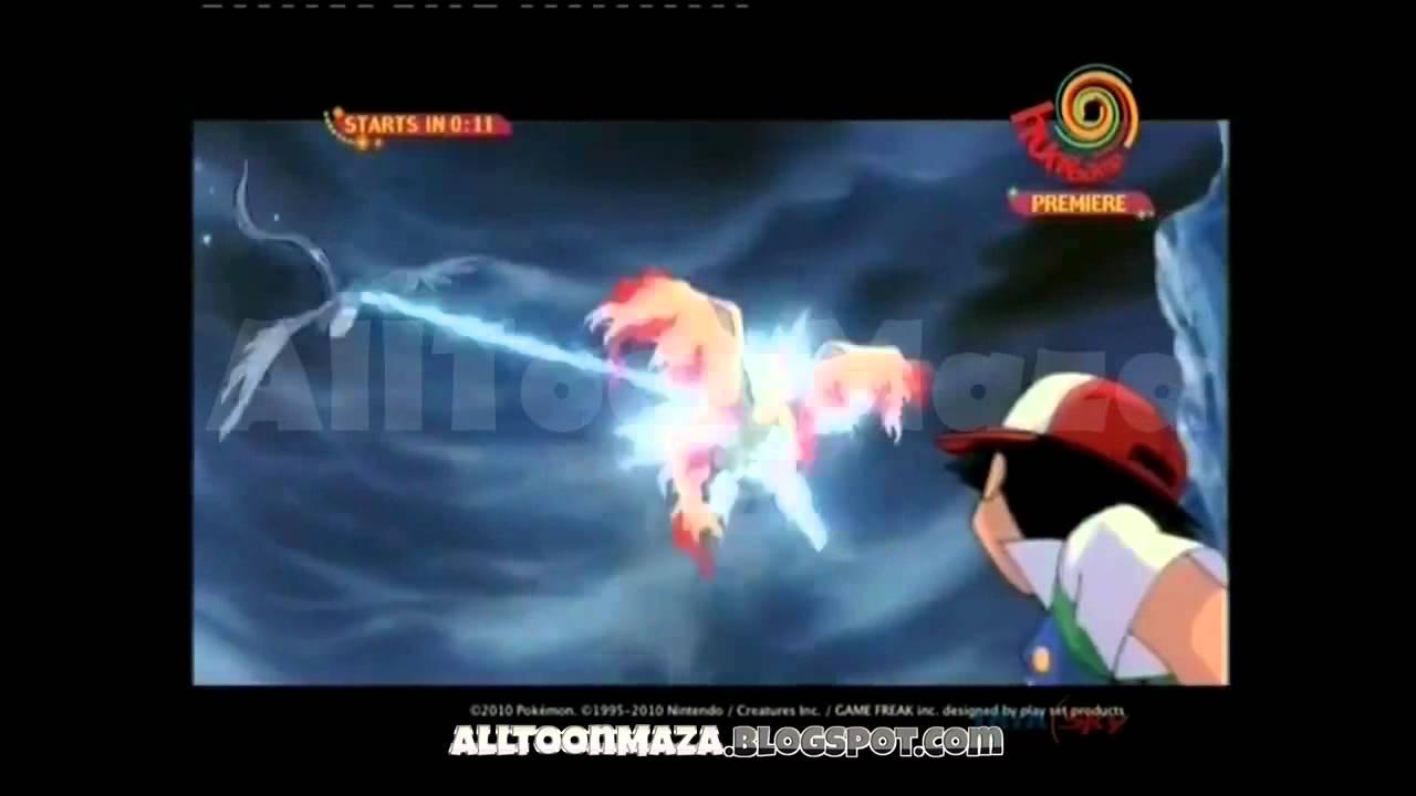 Pokémon Movie 2000 Promo Hindi Only On Alltoonmaza Youtube