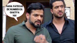 Karan Patel's Strong Reaction On Me Too, Tanushree Dutta, Nana Patekar And More