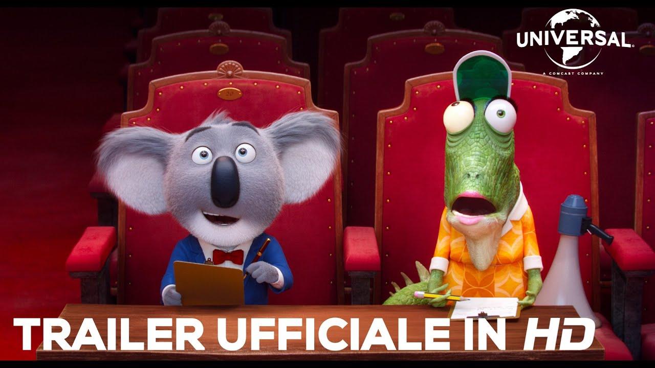 Sing teaser trailer italiano youtube
