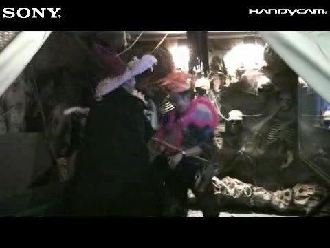 Sony X Ocean Park Halloween 2008 (01/10  10:19PM)