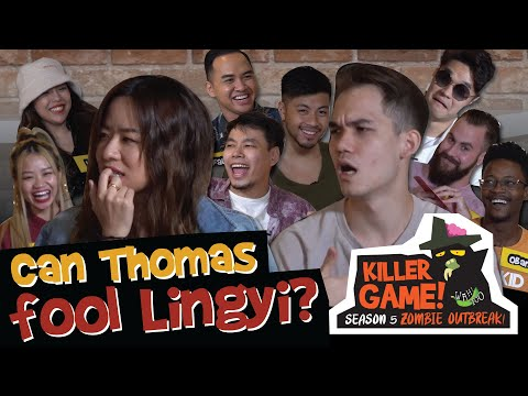 Killer Game S5E6 - Can Thomas Fool Lingyi?