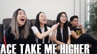 A.C.E (에이스) - Take Me Higher (Reaction Video)