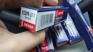 свечи зажигания Denso К20PR-U11