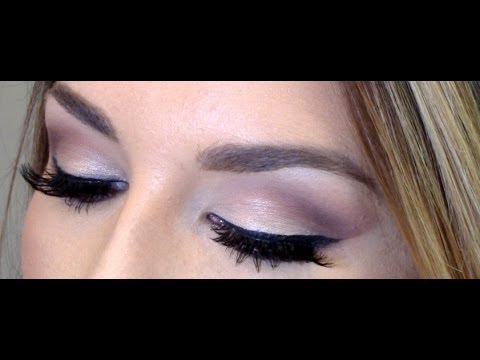 How To Cut Crease Eye Makeup Tutorial Everyday Look Using ... - photo #20