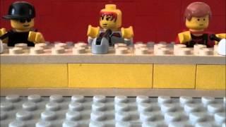 BAP Radio Show Lego