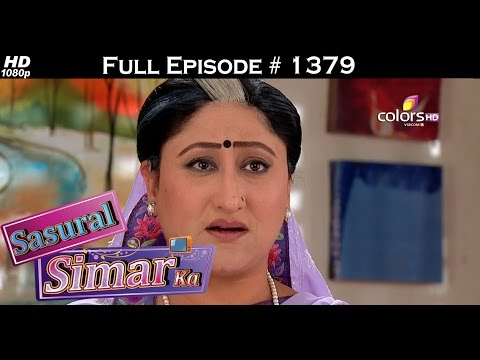 Sasural Simar Ka - 1st January 2016 - ससुराल सीमर का - Full Episode (HD)