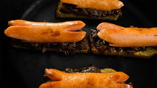 Дешево и сердито: Жареные сосиски