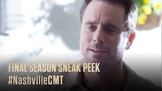 connectYoutube - NASHVILLE on CMT | The Final Season Sneak Peek | Season 6