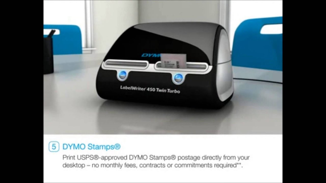 Dymo Stamps FAQ