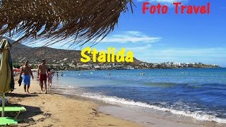 Stalis (Crete, Greece) - great place for holiday/ Сталида (Крит, Греция)- отличное место отдыха(Stalis (Crete, Greece) - cute, cozy town with nice sandy beaches, numerous hotels, taverns and cafes. Great place for a family holiday. Сталида (Крит, Греция)- ..., 2014-10-05T19:35:17.000Z)