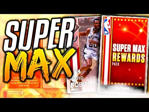 NBA 2K18 MyTEAM SUPER MAX LIVE! ROAD TO THE PINK DIAMOND TIER!