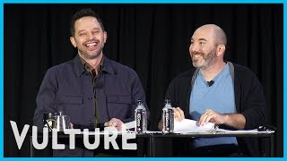 Big Mouth Table Read With Nick Kroll
