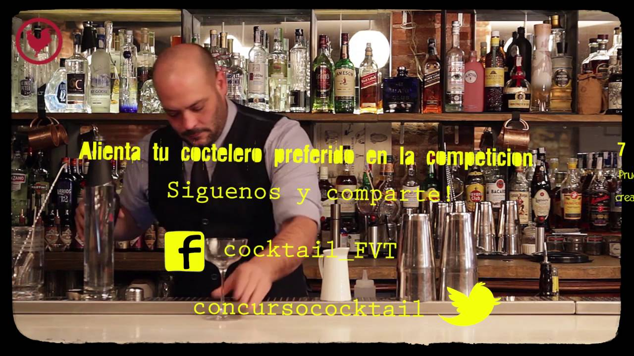 Concurso de cockteleria Municipio de La Oliva 1080p