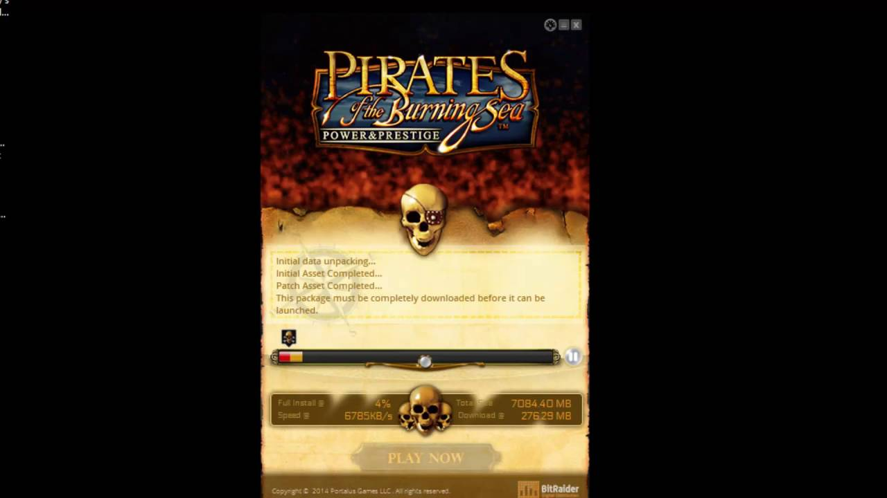 pirates of the burning sea physx