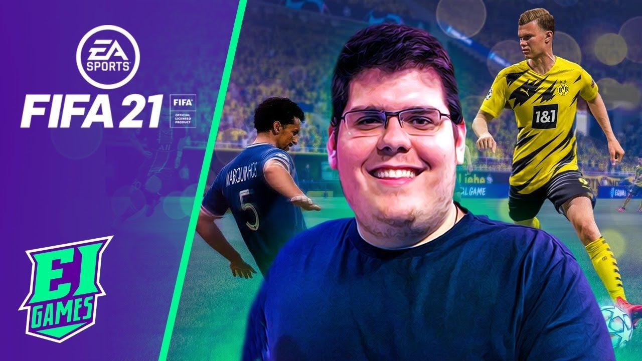 FIFA 21 COMPLETO AO VIVO! FALANDO SOBRE O JOGO E TIRANDO DÚVIDAS! - FIFANDO