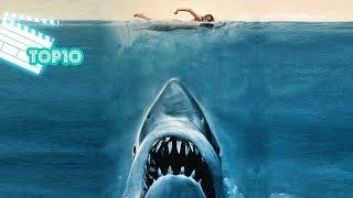 Top 10 Filmes De Tubarão