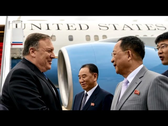 North Korean leaders voice frustration after Pompeo meeting
