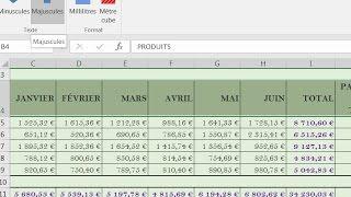 Créer un onglet avec des boutons personnalisés dans Excel