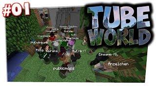 So viele Youtuber! :o   TubeWorld #01