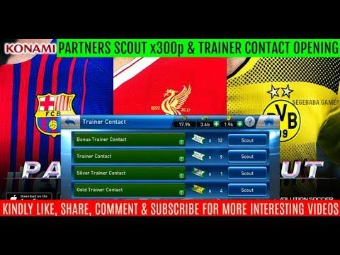 Pes Club Manager TRAINER CONTACT, TRADE & FC BARCELONA, BORUSSIA DORTMUND, LIVERPOOL x300p #168
