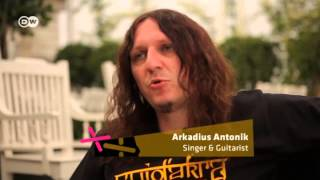 SuidAkrA - Taking Heavy Metal to India | PopXport