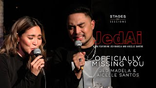 """Download lagu Jed Madela & Aicelle Santos - """"Officially Missing You"""" Live at JedAi"""