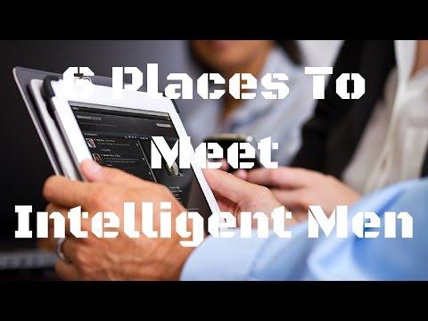 6 Places To Meet Intelligent Men