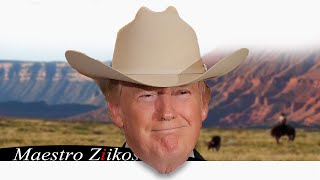 Lil Nas X - Old Town Road ( Cover by Donald Trump)