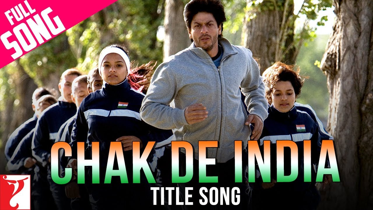 Chak de india | full title song | shah rukh khan | sukhvinder.