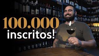 100.000 inscritos!!!