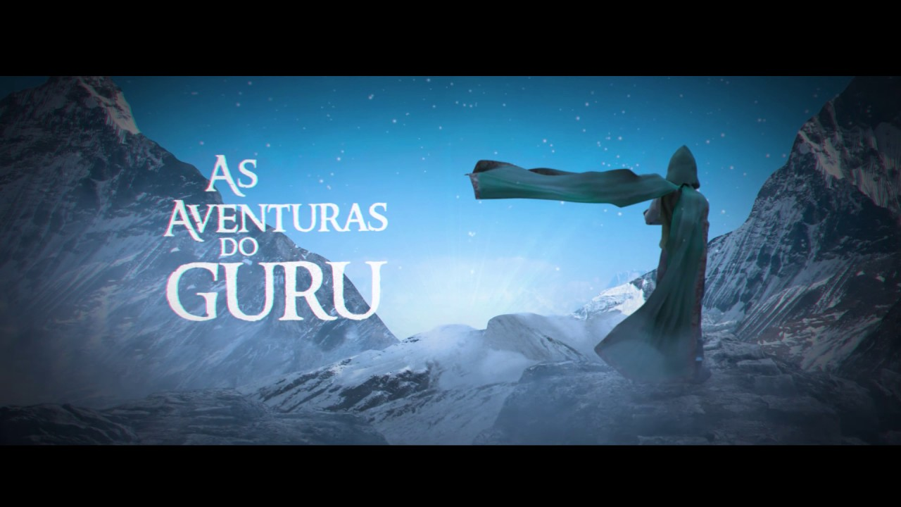 As Aventuras do Guru (Comemoração 2 Milhões de inscritos)