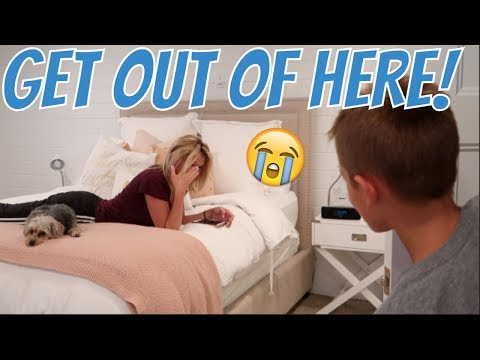 Caught My Teen Sister Crying | The LeRoys