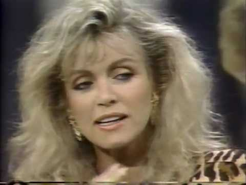 Donna Mills interview from 1987