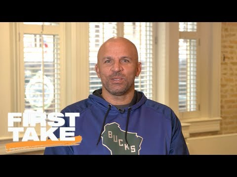 Jason Kidd talks Giannis Antetokounmpo talent and Eric Bledsoe trade | First Take | ESPN
