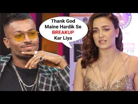 Hardik Pandya Girlfriend Elli Avram On His Koffee With Karan Controversy