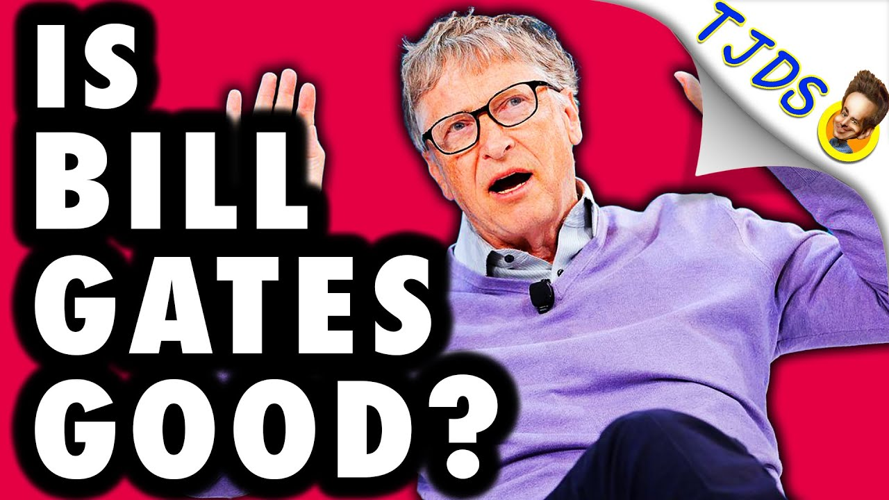 What Is Bill Gates Up To?  w/Max Blumenthal