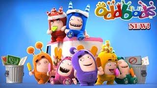 Oddbods - 奇宝萌兵 - 全集第 81集 New Funny Cartoon