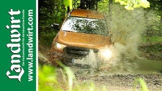 Ford Ranger Wildtrak im Offroad Test | landwirt.com