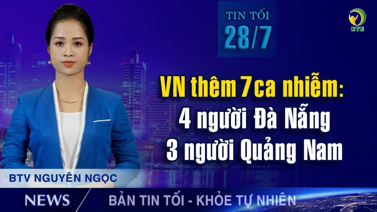 Bản tin tối 28/7:  Hàn Quốc truy nã 3 người Việt trốn khỏi khu cách ly