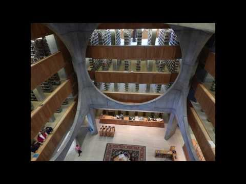 Precedent Project: Phillips Exeter Library