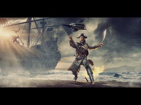Настоящий пират. Корсары ГПК (без торговли)