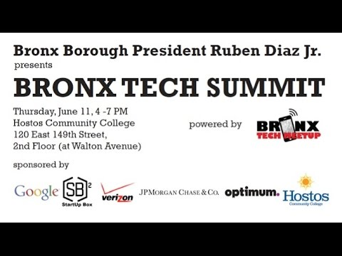 Bronx Tech Summit 2015